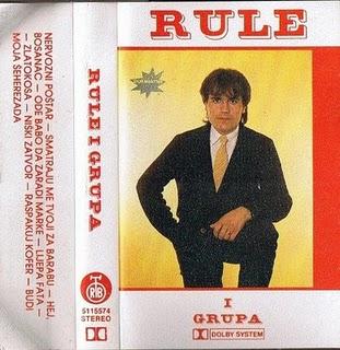 Rustem Nezirovic Rule - Kolekcija 35193145ih