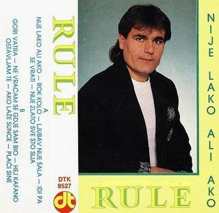 Rustem Nezirovic Rule - Kolekcija 35193160iq