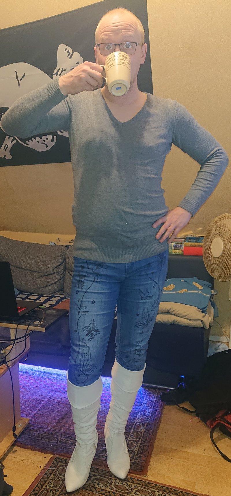 bd5c854306a0d4 High heels tragen als mann. Fetisch  Mein Mann steht drauf