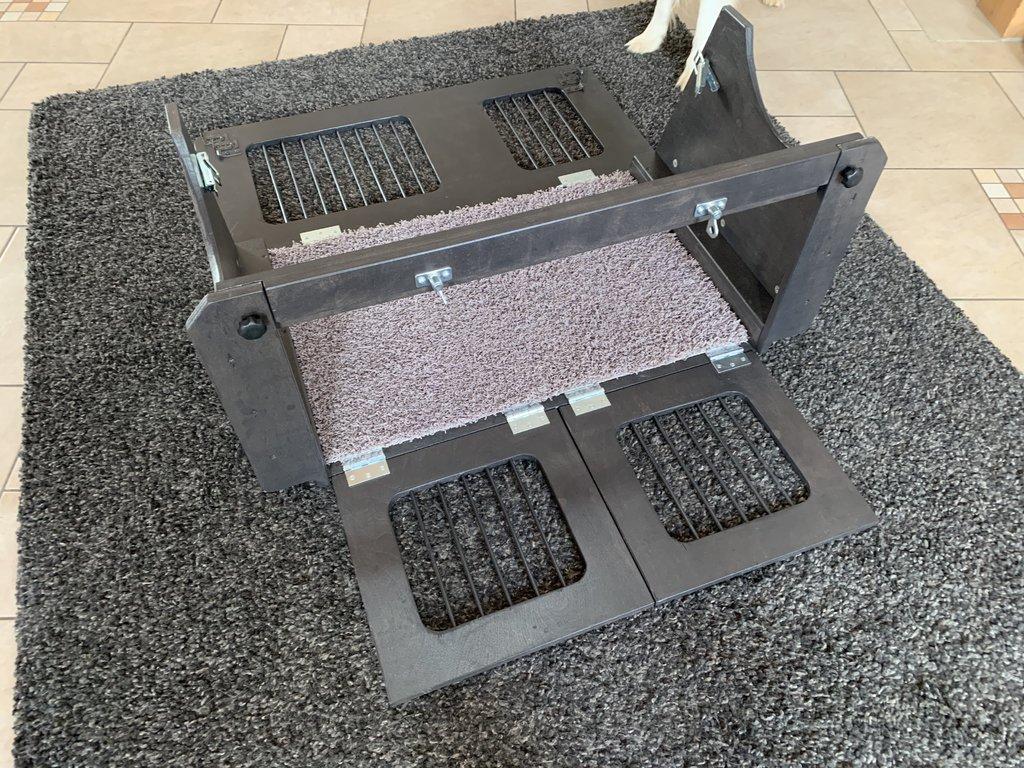 Hundebox für Model 3 • TFF Forum - Tesla Fahrer & Freunde