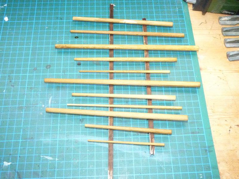 Meine Cutty Sark von delPrado wird gebaut - Seite 5 35263010oo