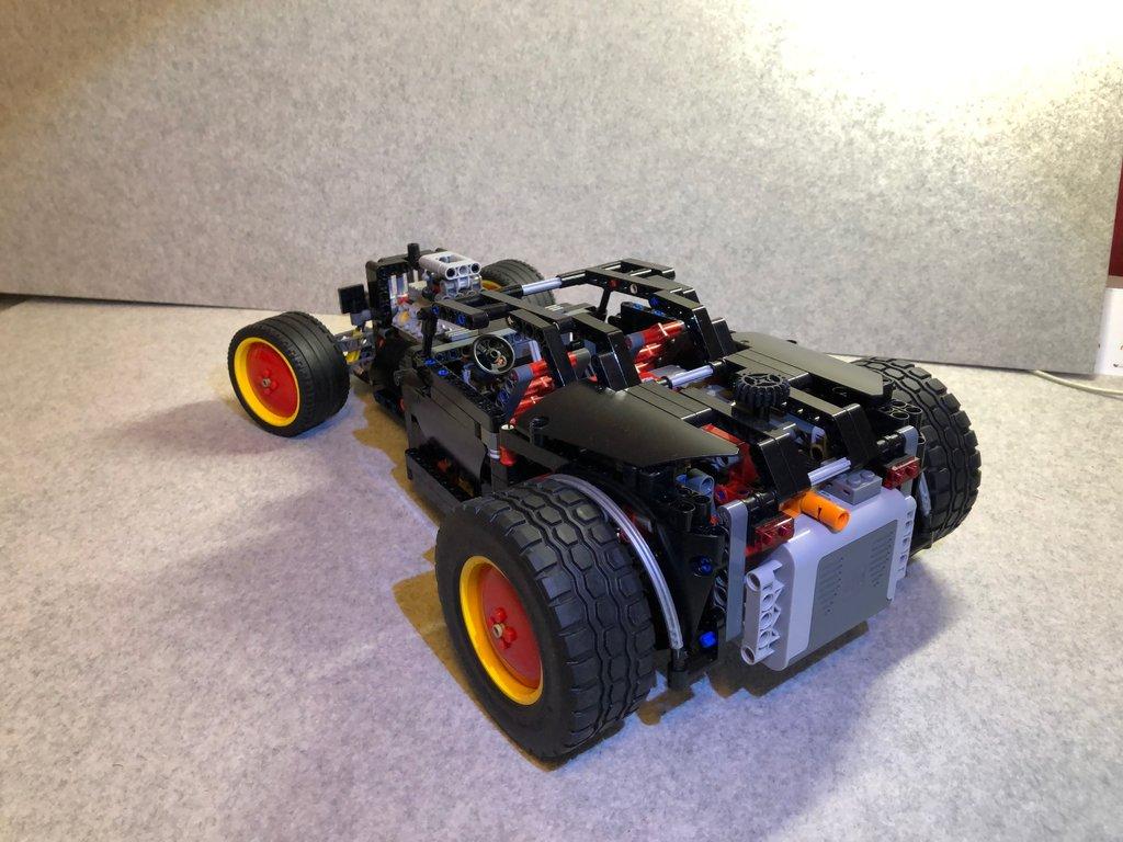 Roadster Heck