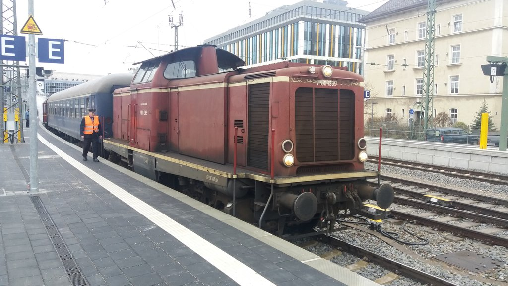 München Holzkirchner Bahnhof 35281738cz