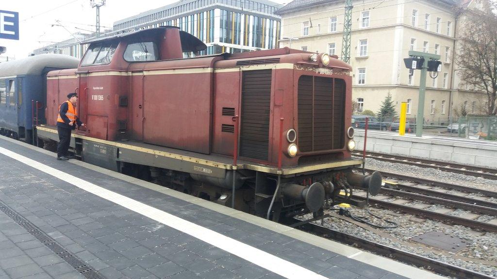 München Holzkirchner Bahnhof 35281740sc