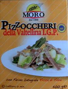 """Pizzoccheri auf """"pfälzisch"""""""