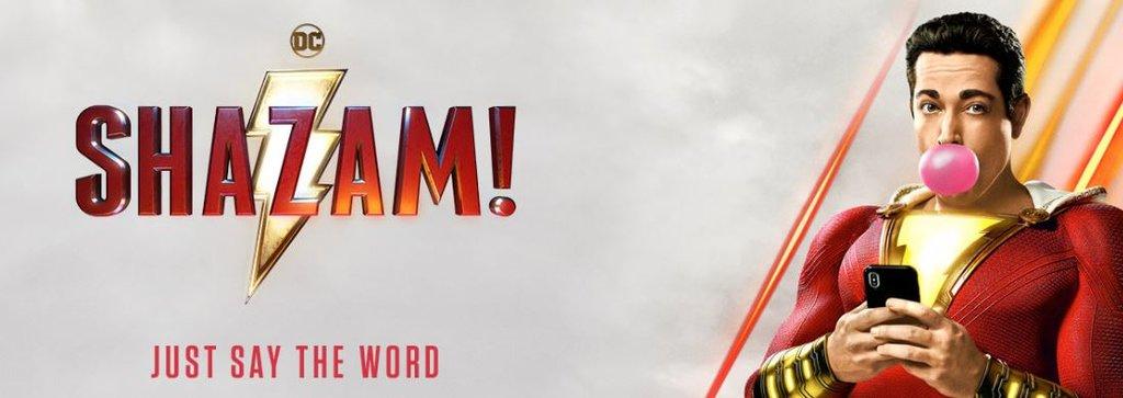 Shazam! Actionfiguren