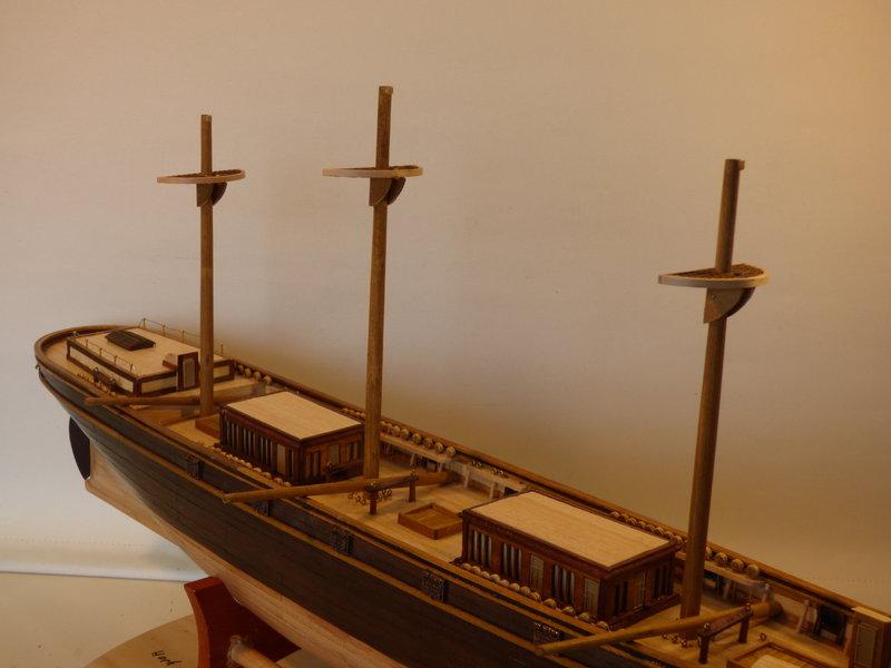 Meine Cutty Sark von delPrado wird gebaut - Seite 5 35381515zz