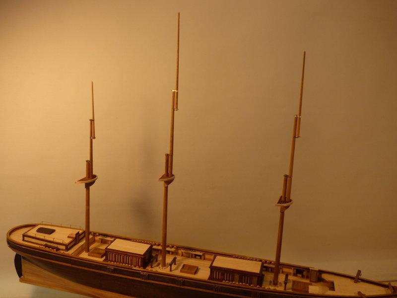 Meine Cutty Sark von delPrado wird gebaut - Seite 5 35383996re