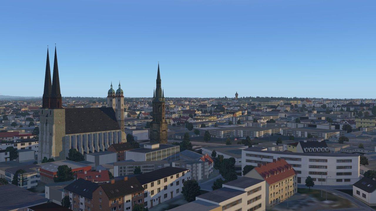 Unterwegs in Deutschland - Von Dresden nach Leipzig 35384018oa