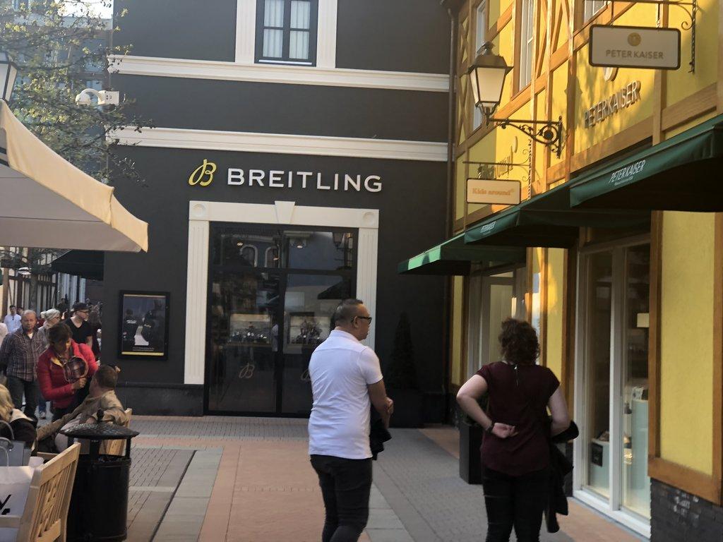 Super Aprilscherz von Breitling? - RX-86