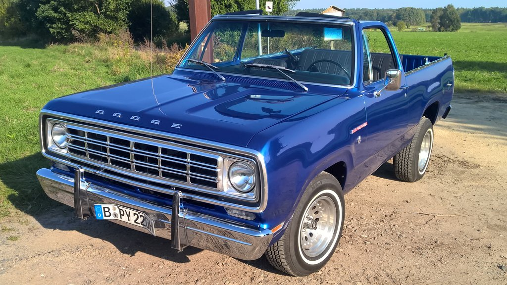 Dodge Truck Registry 1972 1980 Moparts Forums