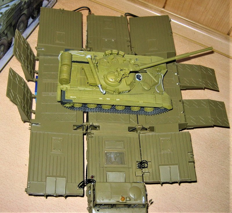 "Panzerfähre PMM ""Wolna"" 35510348vx"