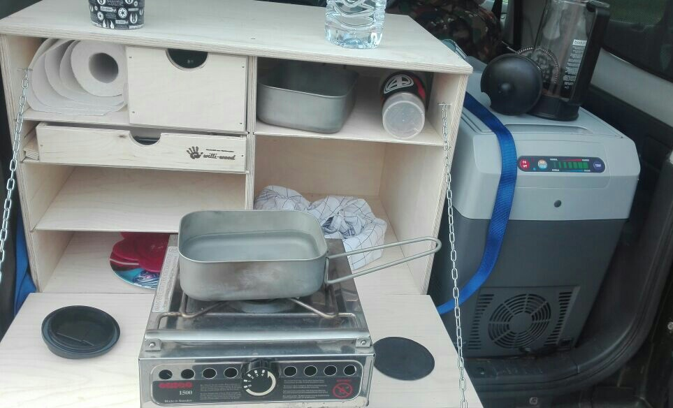 jimny bistro outdoor camping caravaning jagd und. Black Bedroom Furniture Sets. Home Design Ideas