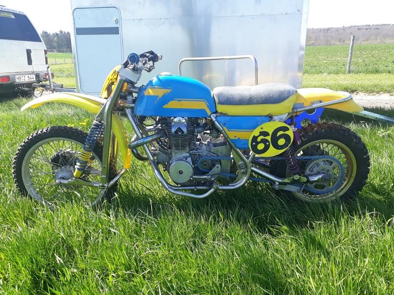 Die Blaue Wasp Yamaha Bj. 1981 35566143au