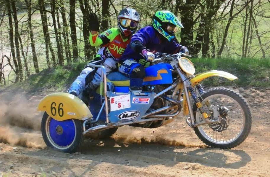 Die Blaue Wasp Yamaha Bj. 1981 35575165by