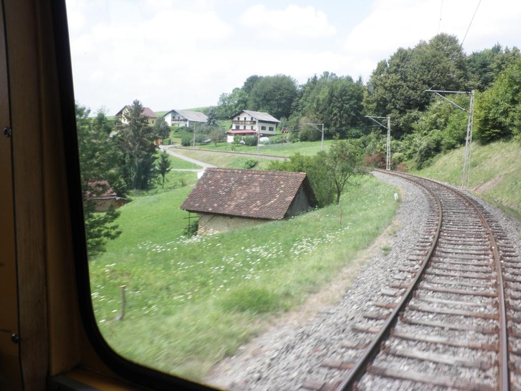 Die Gleichenberger Bahn 35623947kd