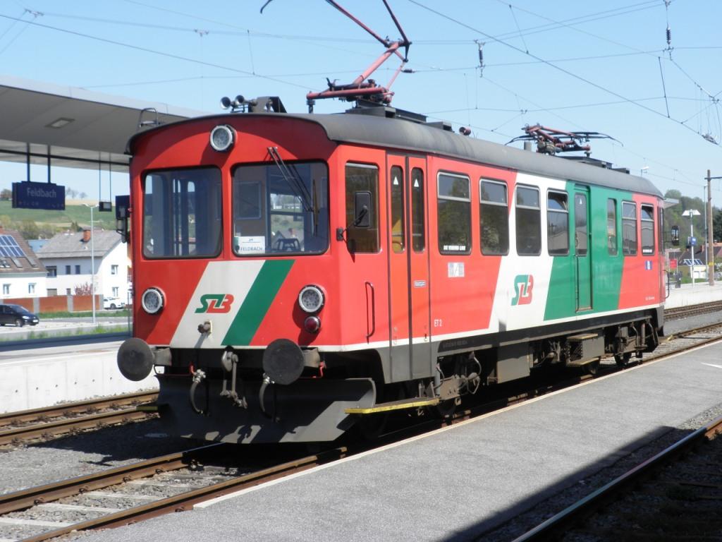 Die Gleichenberger Bahn 35623985wp