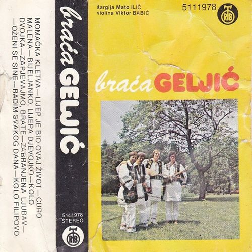 Braca Geljic - Kolekcija 35649221qg