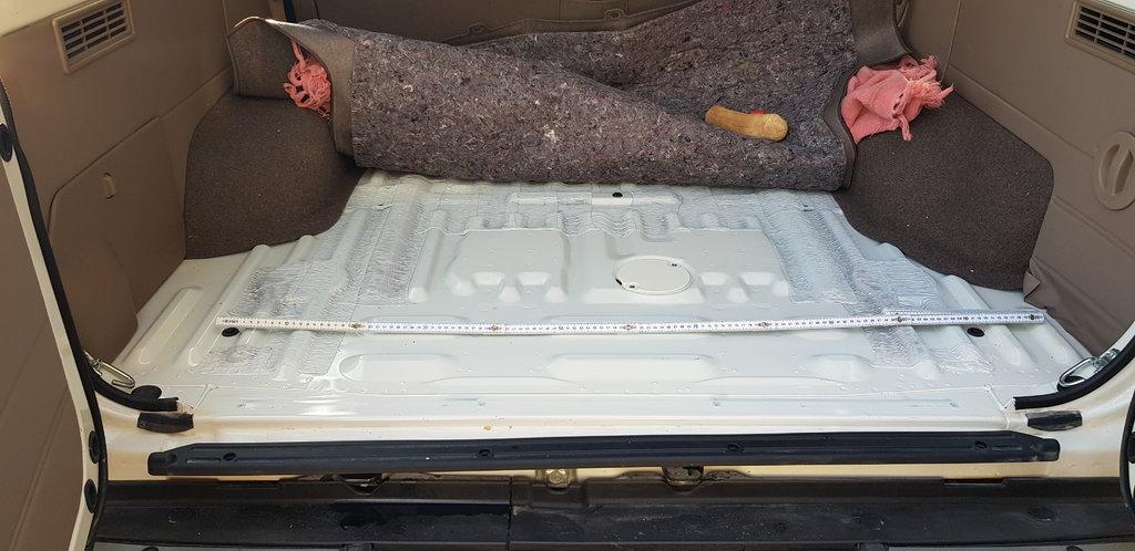 Jemand Im Kofferraum