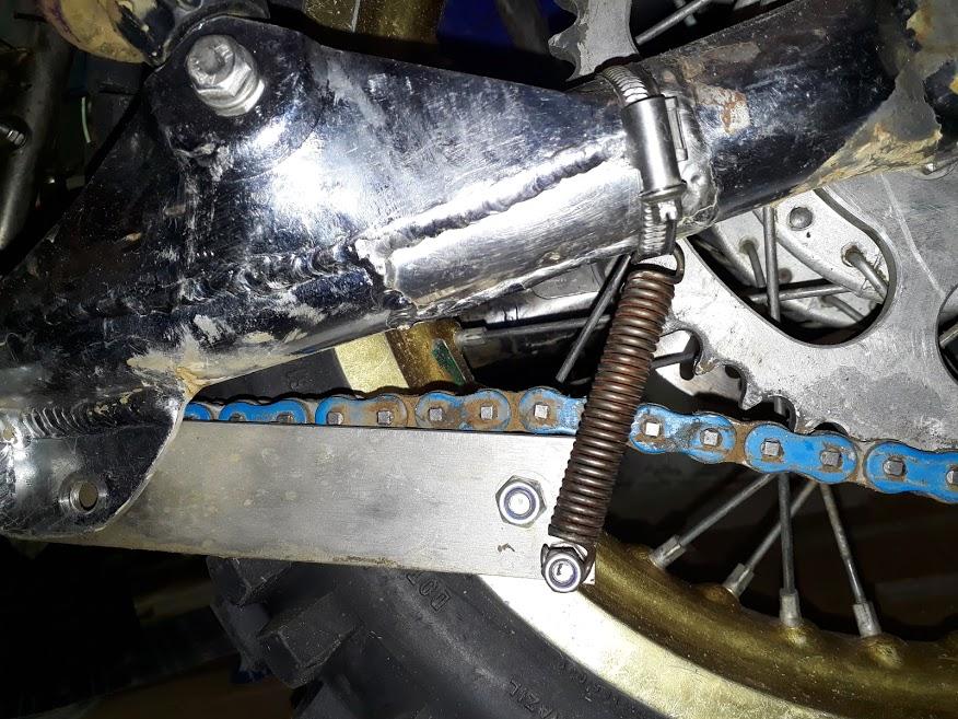 Die Blaue Wasp Yamaha Bj. 1981 35696232ur