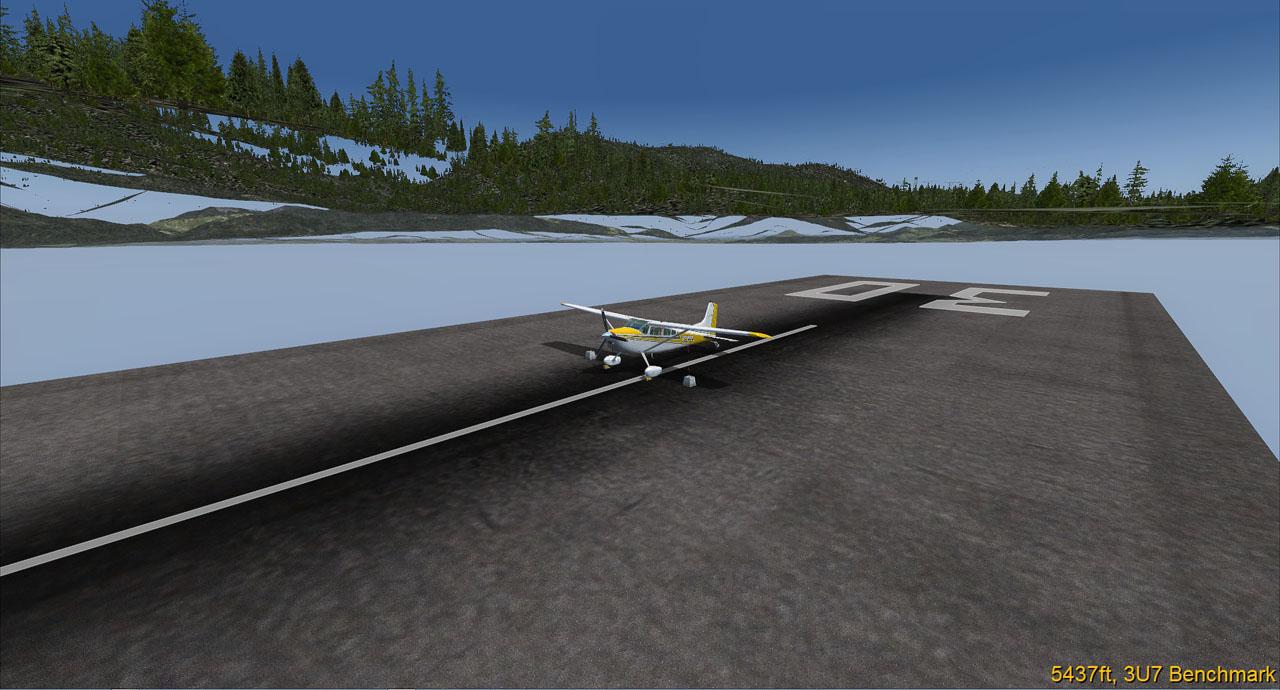 3U7-Benchmark (Montana) Problem 35696950fl