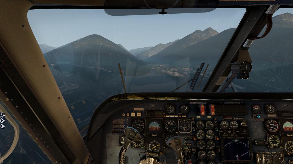 Mit der Do228 von Yakutat nach Skagway 35709101st