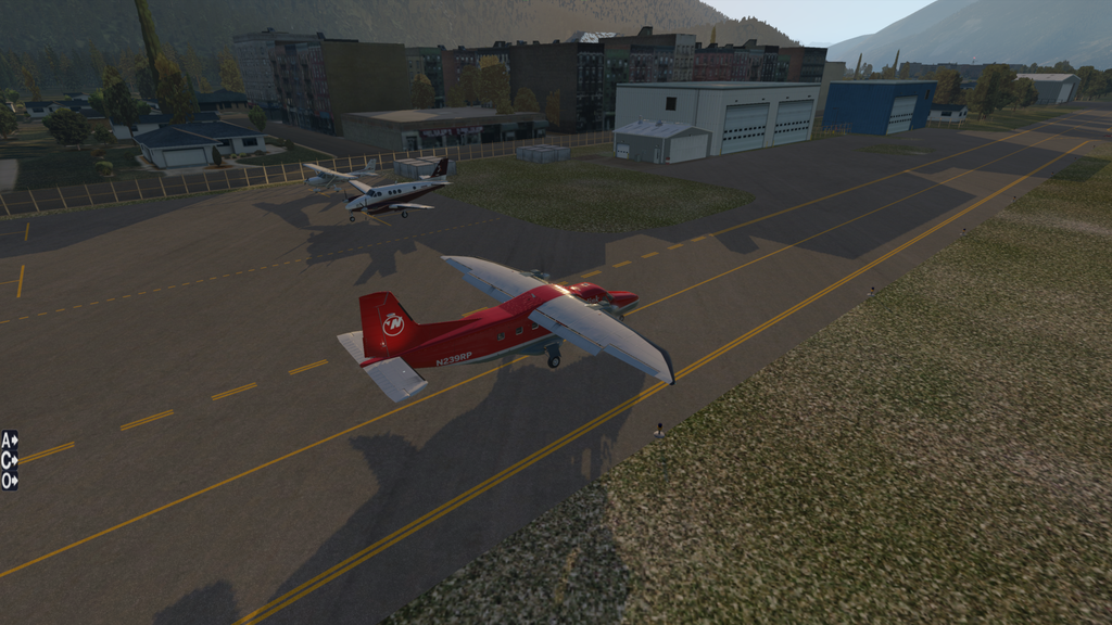 Mit der Do228 von Yakutat nach Skagway 35709104js
