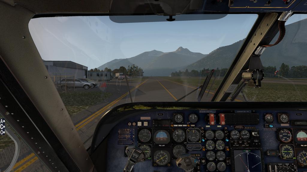 Mit der Do228 von Yakutat nach Skagway 35709107dv