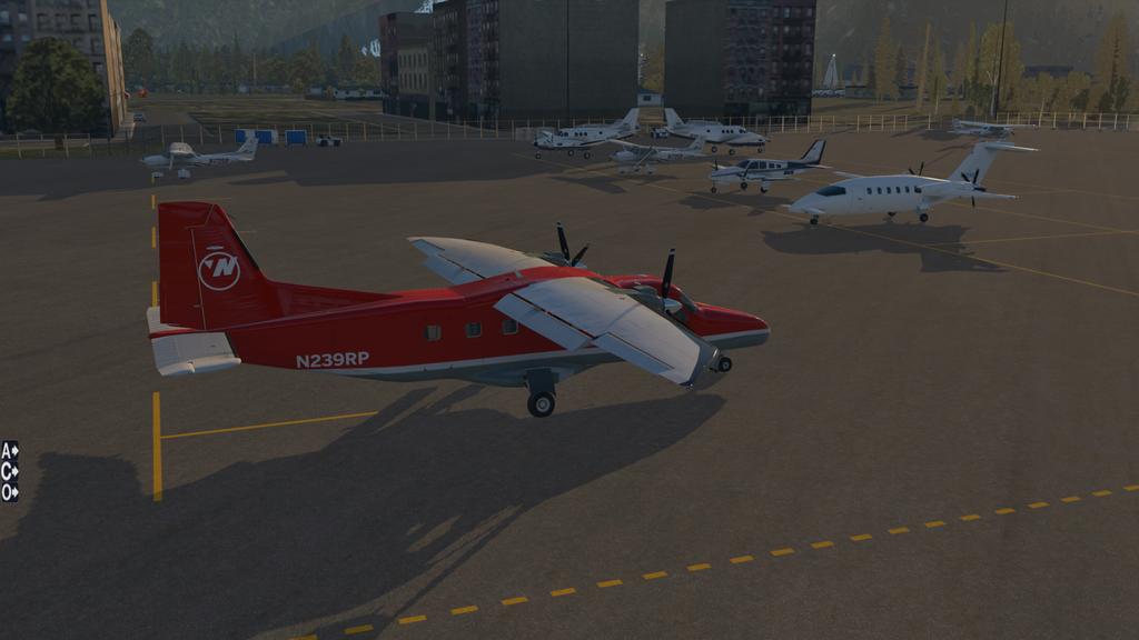 Mit der Do228 von Yakutat nach Skagway 35709108xv