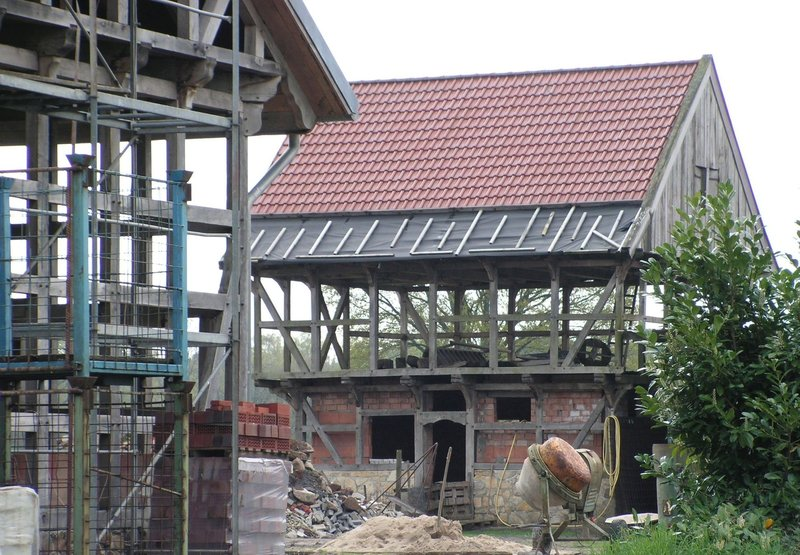 Standfeste ländliche Architektur  ..... 35717324tm