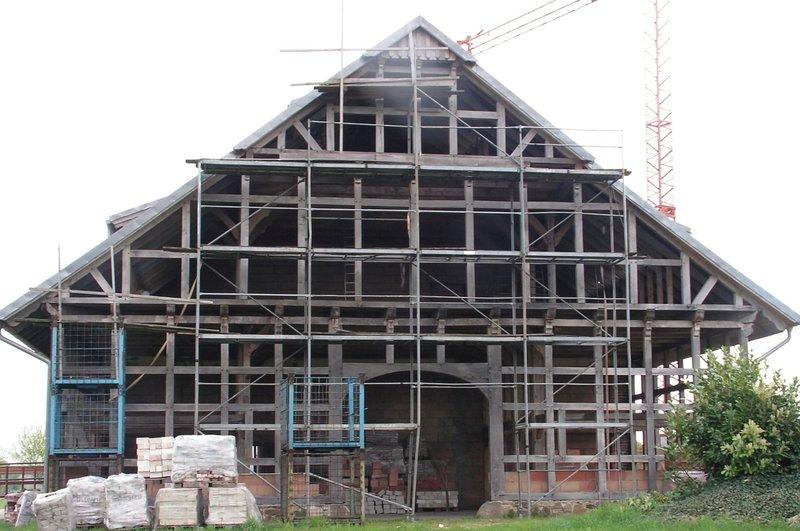 Standfeste ländliche Architektur  ..... 35717326cr
