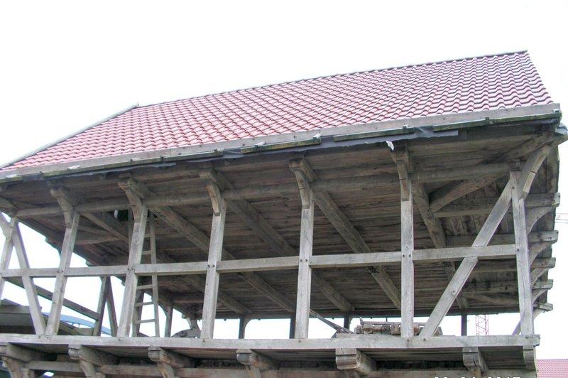 Standfeste ländliche Architektur  ..... 35717327ci