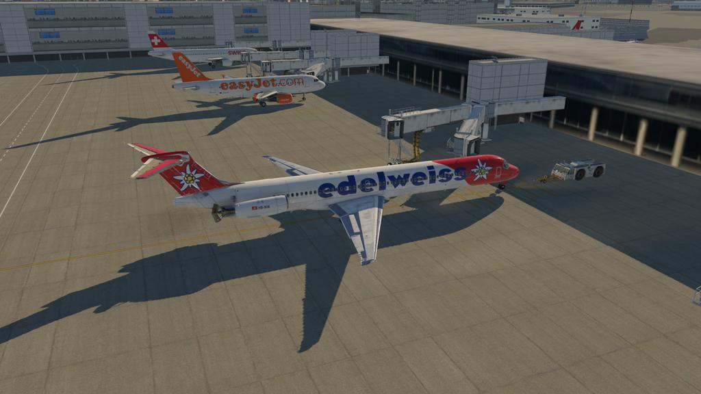 Mit der MD ( Rotate ), der HB-IKM, auf nach Lugano 35766872vz