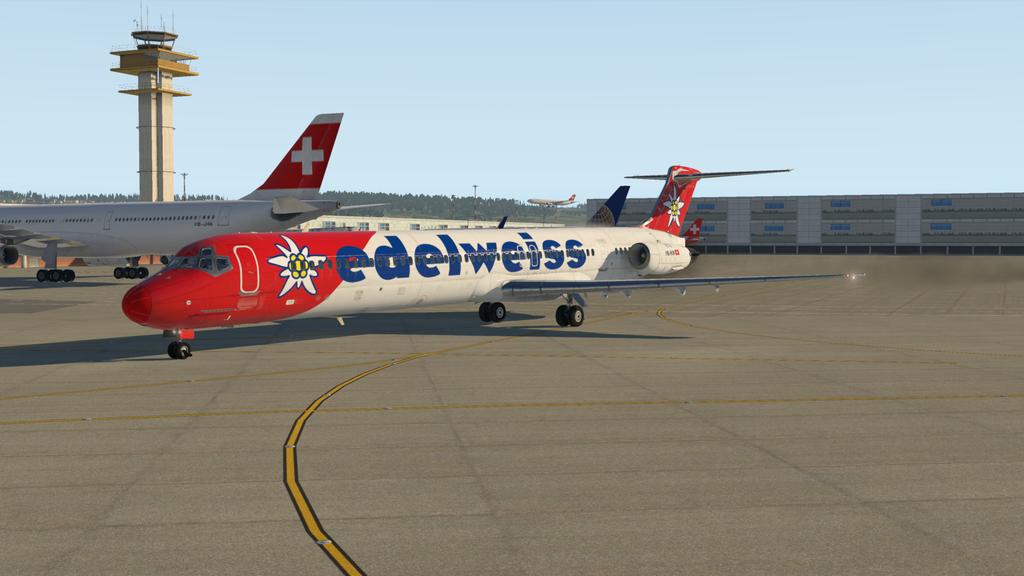 Mit der MD ( Rotate ), der HB-IKM, auf nach Lugano 35766876mr