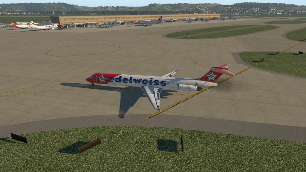 Mit der MD ( Rotate ), der HB-IKM, auf nach Lugano 35766877pb