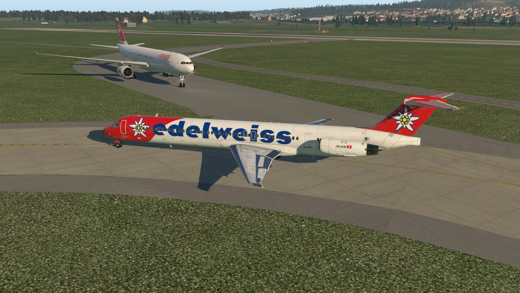 Mit der MD ( Rotate ), der HB-IKM, auf nach Lugano 35766879xm