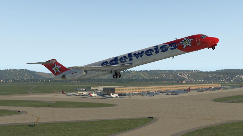 Mit der MD ( Rotate ), der HB-IKM, auf nach Lugano 35766880ui