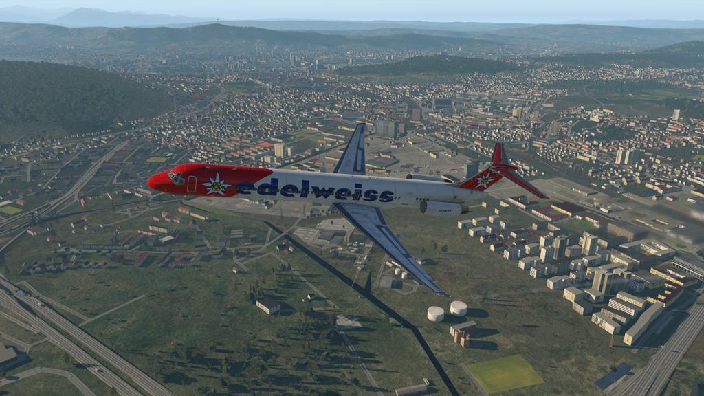 Mit der MD ( Rotate ), der HB-IKM, auf nach Lugano 35766882os