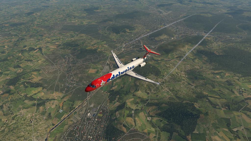 Mit der MD ( Rotate ), der HB-IKM, auf nach Lugano 35766883uo