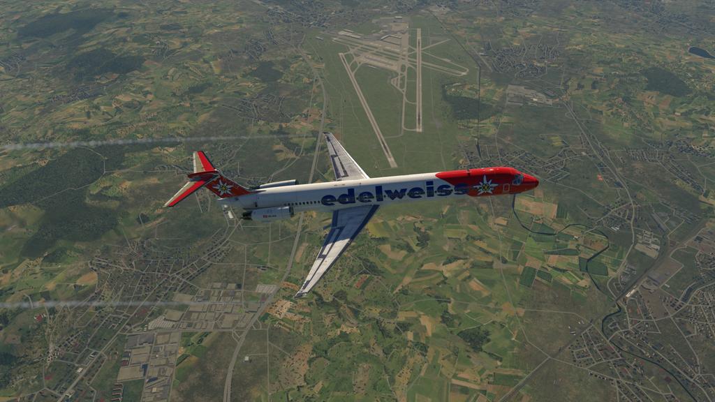 Mit der MD ( Rotate ), der HB-IKM, auf nach Lugano 35766886ts
