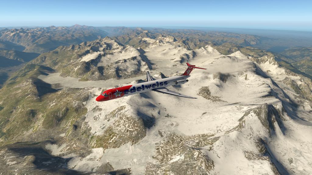 Mit der MD ( Rotate ), der HB-IKM, auf nach Lugano 35766888iy