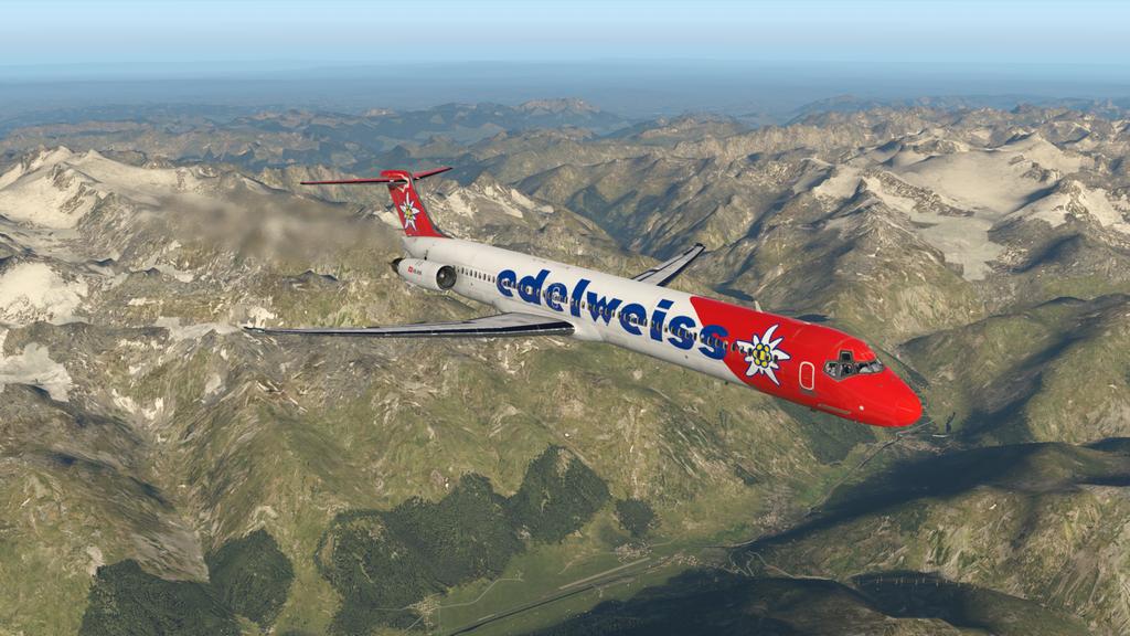 Mit der MD ( Rotate ), der HB-IKM, auf nach Lugano 35766890ip