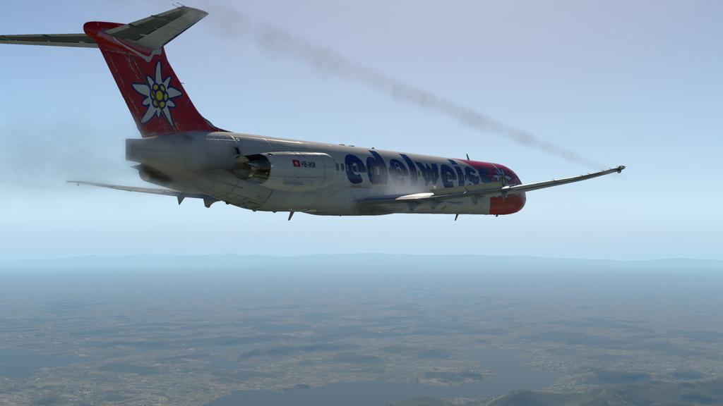 Mit der MD ( Rotate ), der HB-IKM, auf nach Lugano 35766893sp