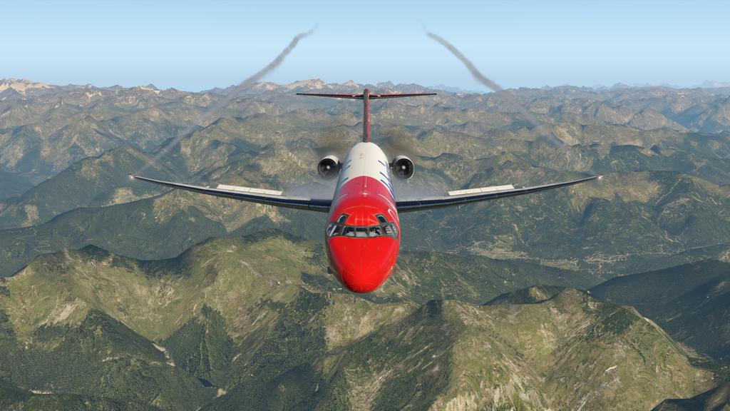 Mit der MD ( Rotate ), der HB-IKM, auf nach Lugano 35766894jp