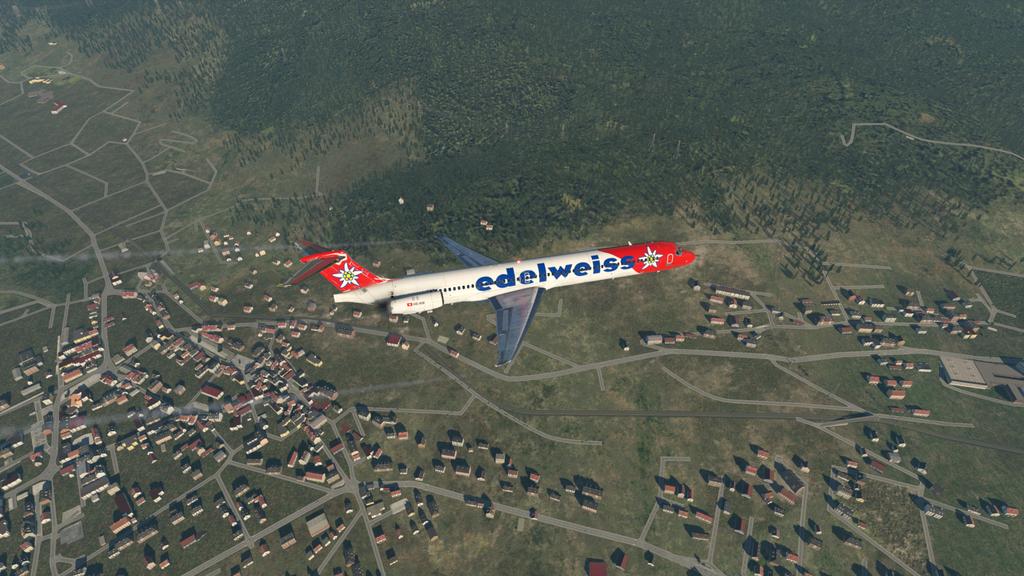 Mit der MD ( Rotate ), der HB-IKM, auf nach Lugano 35766897bg
