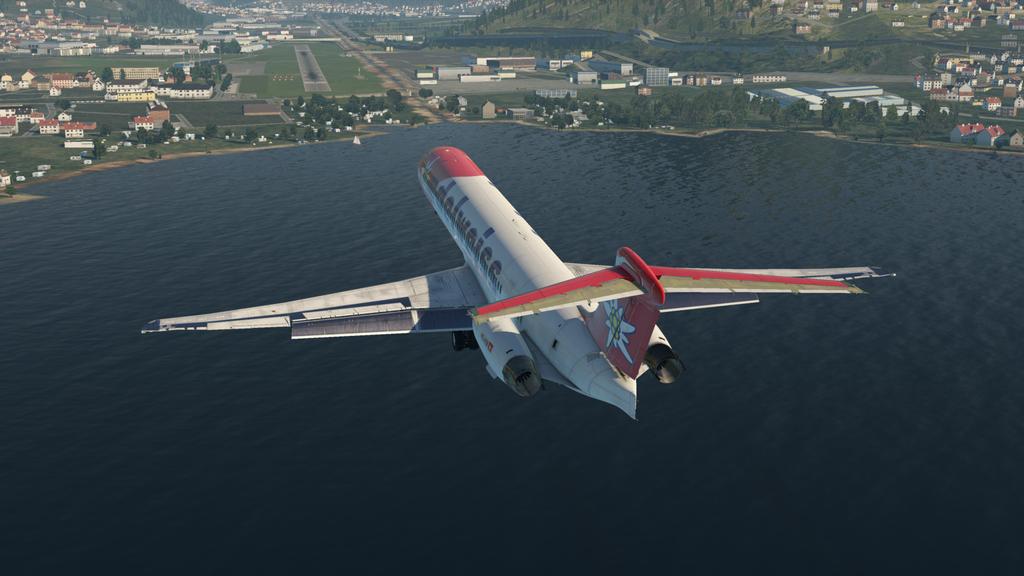 Mit der MD ( Rotate ), der HB-IKM, auf nach Lugano 35766902yq