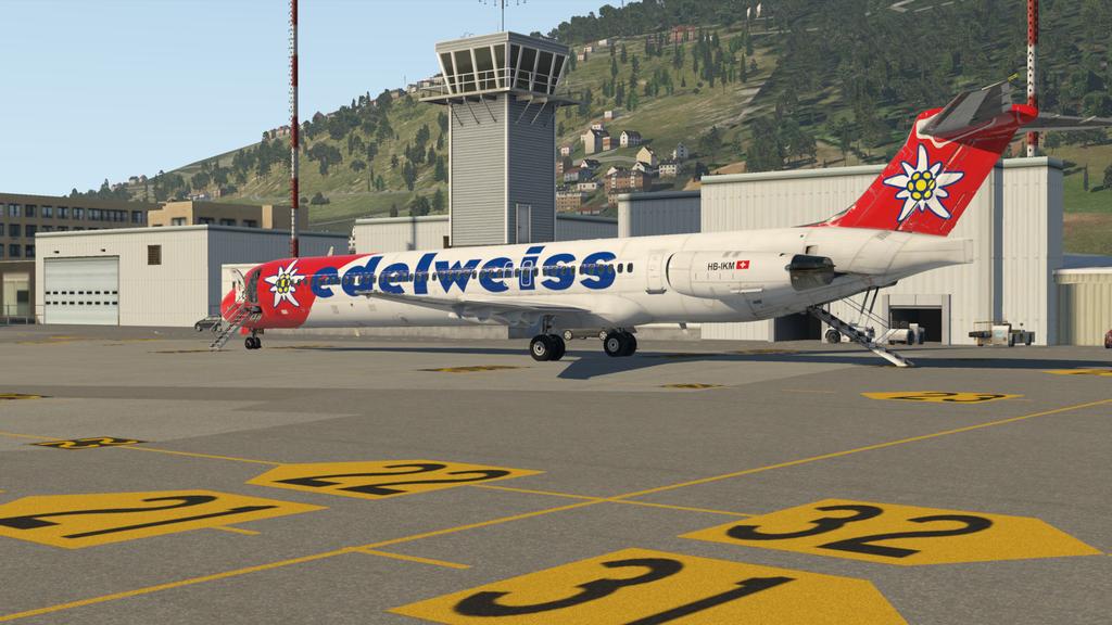 Mit der MD ( Rotate ), der HB-IKM, auf nach Lugano 35766906hx
