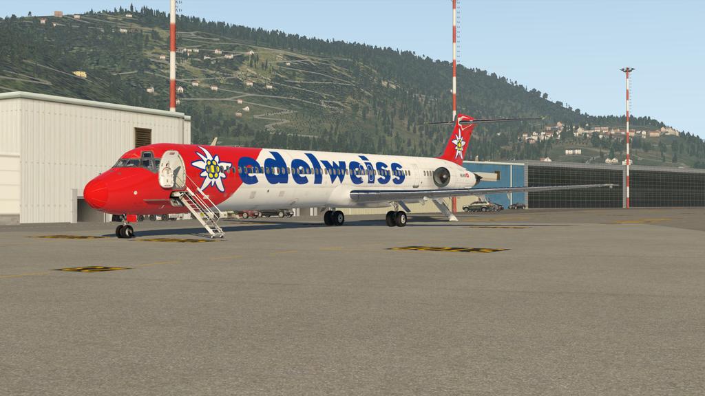 Mit der MD ( Rotate ), der HB-IKM, auf nach Lugano 35766907ft