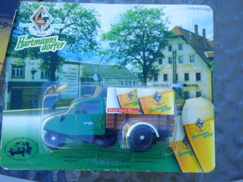 Tamiya German 3ton 4x2 Cargotruck 1/48 - Fertig 35835569wf