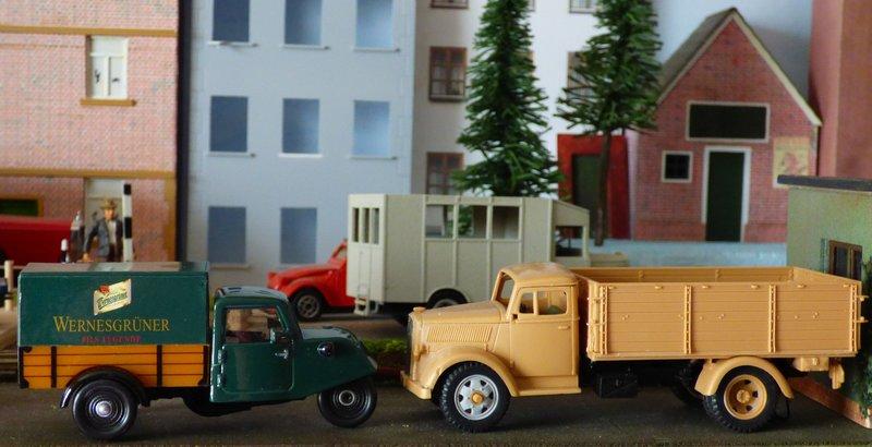 Tamiya German 3ton 4x2 Cargotruck 1/48 - Fertig 35835571rx